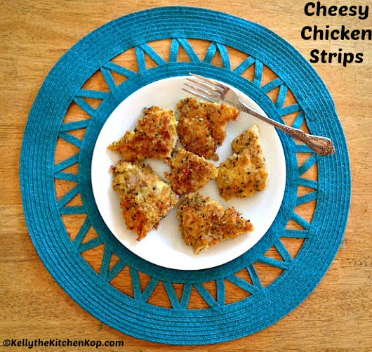 Easy Chicken Strips Recipe