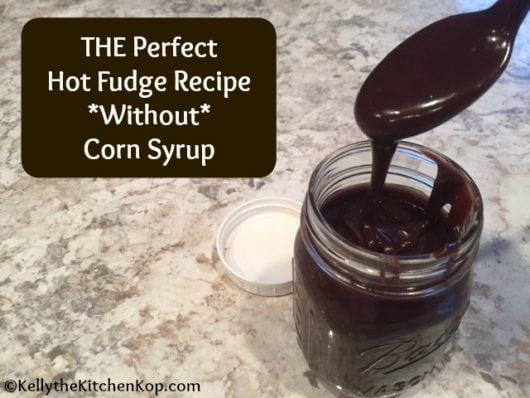 recipe: fudge made with karo syrup [12]