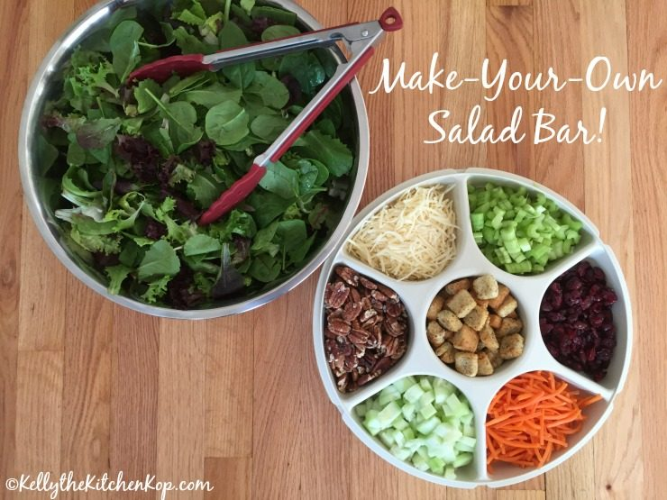Healthy Salad Bar Ideas