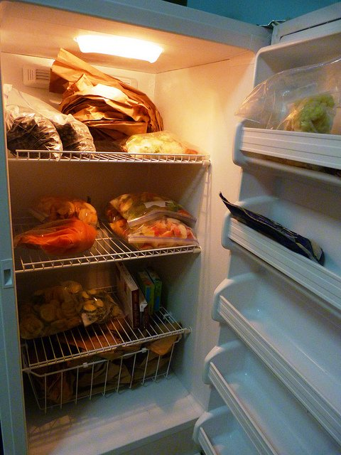 Stocking Your Pantry and Freezer