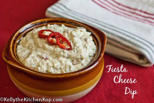 Cheese Dip Appetizer