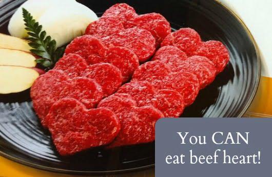 Eat Beef Heart