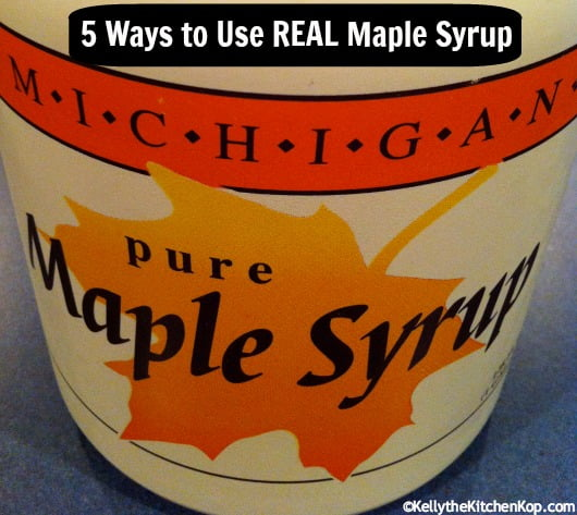 Ways to Use Real Maple Syrup