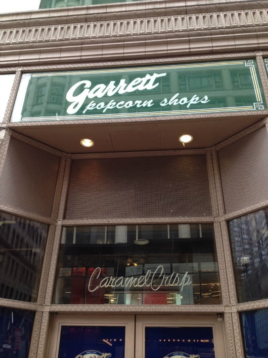 Garretts caramel corn
