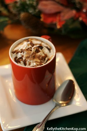 Traditional Eggnog Recipe without Alcohol