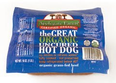 healthy hot dogs