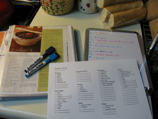 meal planning more