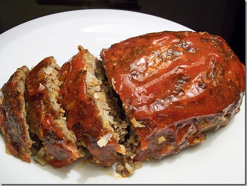 Classic Meatloaf, With an Extra Healthy Twist - Kelly the ...
