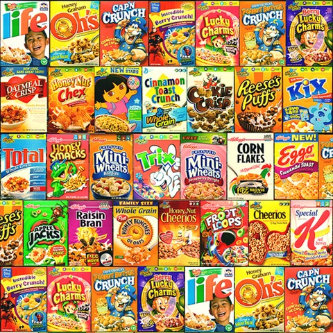 Wrong with Breakfast Cereals