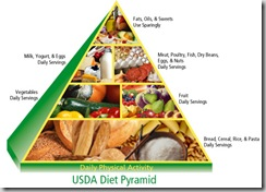 food pyramid old