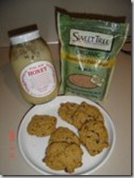 Sonia's chocolate chip cookies