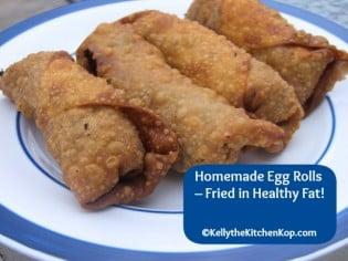 egg rolls pic