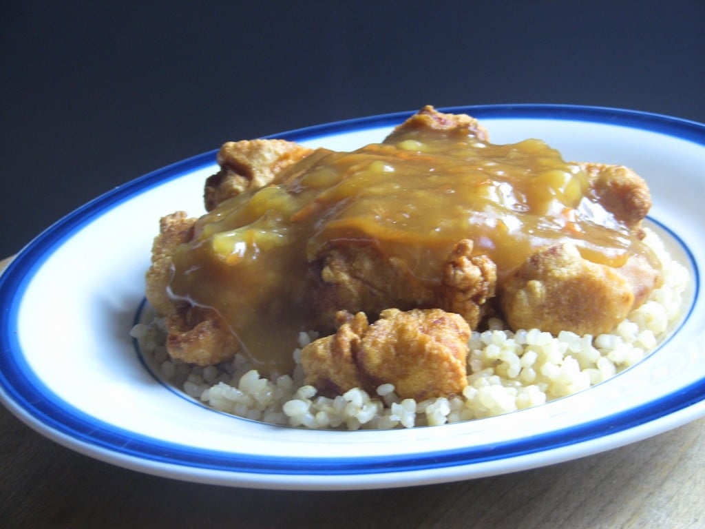 Sweet and Sour Chicken or Pork Recipe