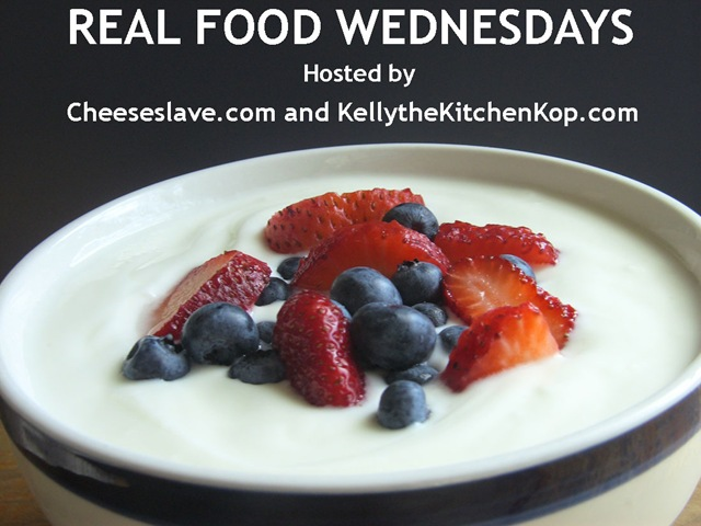 Real Food Wednesdays
