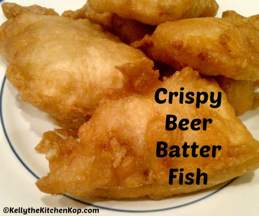 Homemade beer batter for Deep fry fish batter