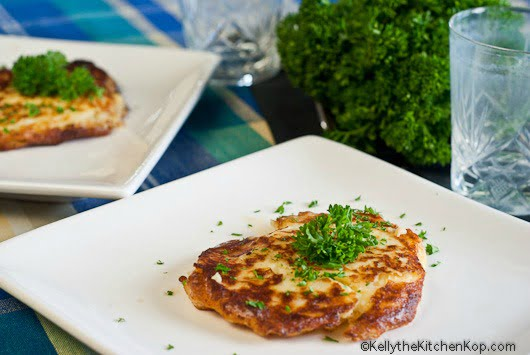 Mashed Potato Pancakes Recipe