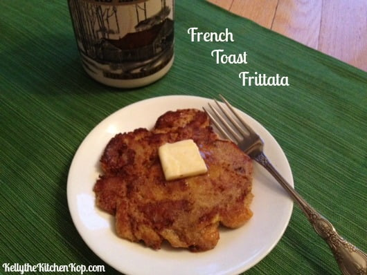 French toast frittata2