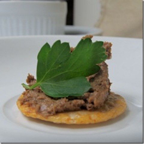 Beef Liver Pate 1