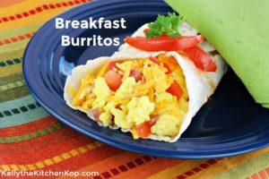 Meal Ideas Using Tortillas