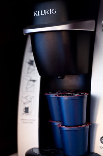 Plastic in Keurig Coffee Makers Toxic