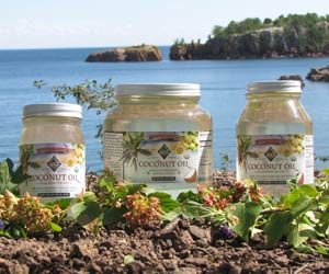 virgin coconut oil products