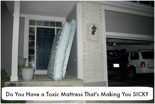 is your mattress toxic and making you sick