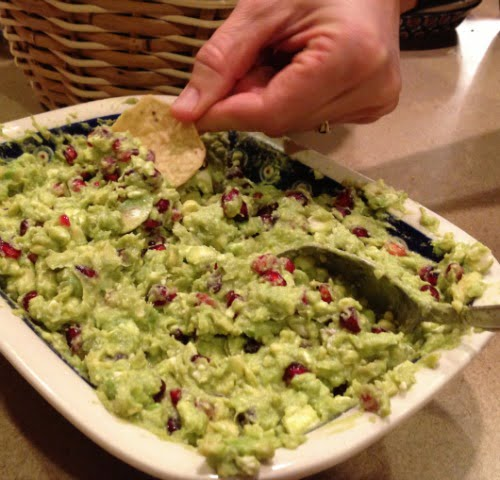 recipe for avocado dip
