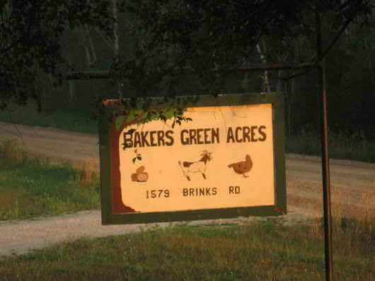 Bakers Green Acres