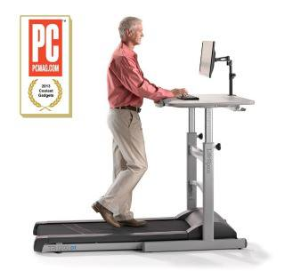 computer treadmill
