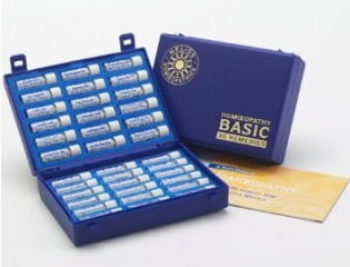 homeopathy kit