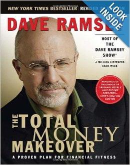 Dave Ramsey book