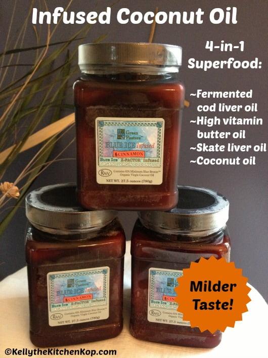 Superfood Coconut Oil