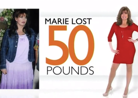 Marie Osmonds Pathetic Weight Loss Ads Peggys Parody