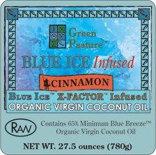infused coconut oil cinnamon