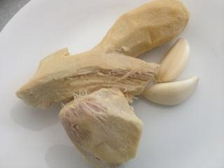 Asian ginger dressing ginger garlic