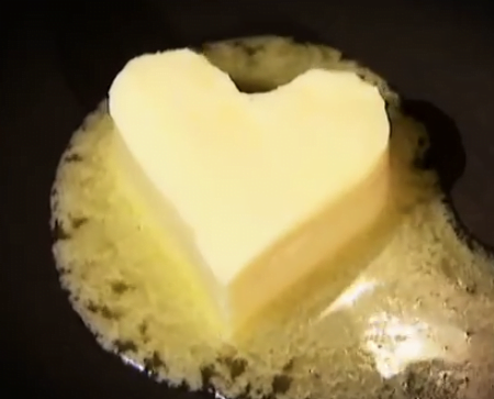 Butter Saturated Fat