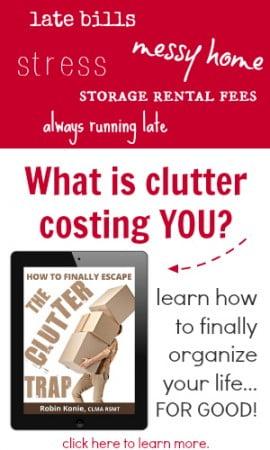 clutter trap
