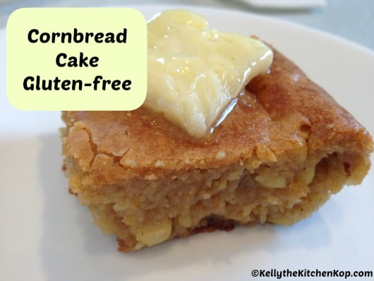 Is Cornbread Gluten Free Gluten Free Cornbread Recipe