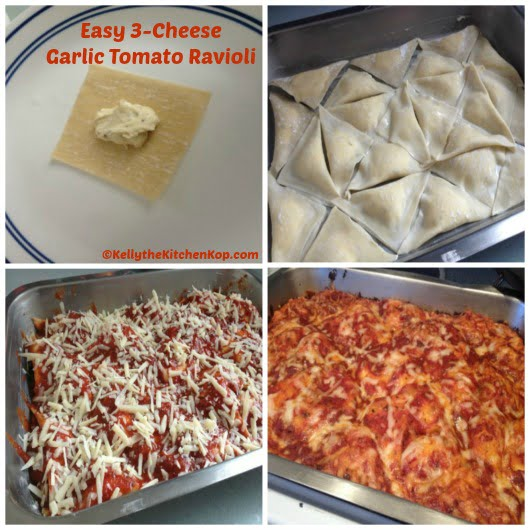 Easy-3-Cheese-Garlic-Tomato-Ravioli
