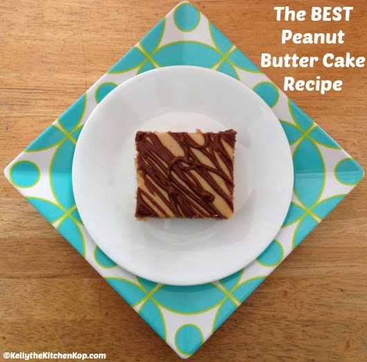 best peanut butter cake recipe