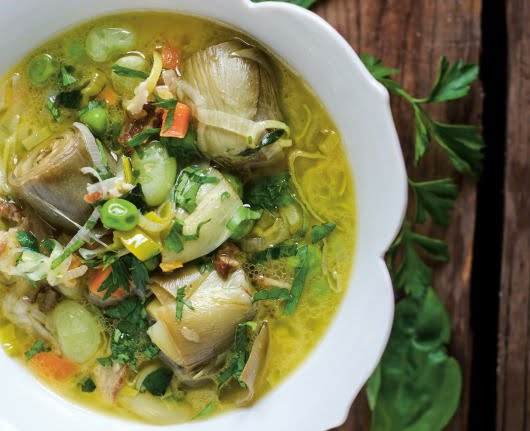 Spring Vegetable Stew from Nourished Kitchen {Includes Instructions ...