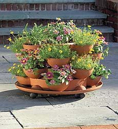 stacking-planters