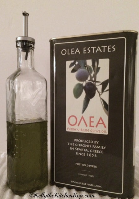 Olea olive oil both
