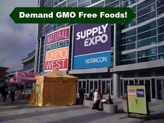 demand gmo free foods