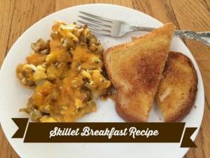 Skillet Breakfast Recipe