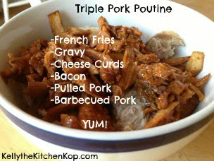 Poutines Triple Pork new