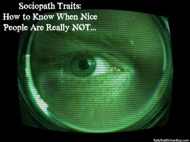 sociopath traits