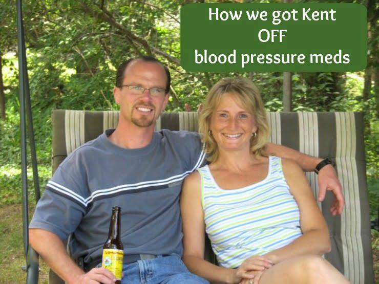 Off Blood Pressure Medication