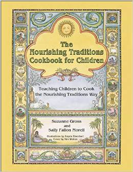 NT children cookbook
