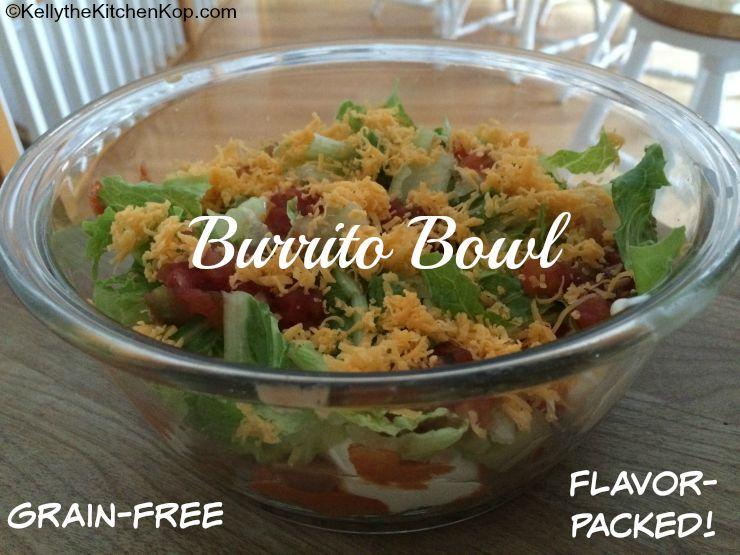 Chipotle Burrito Bowl Copycat Recipe